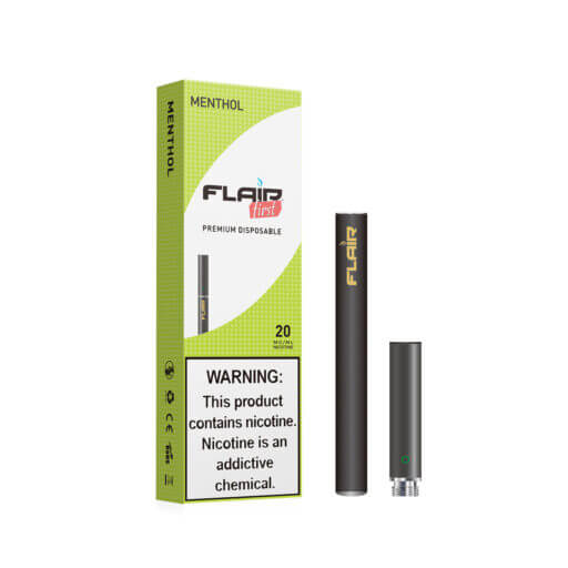 Main image of Flair Disposable E-cig (20 Mg Menthol)