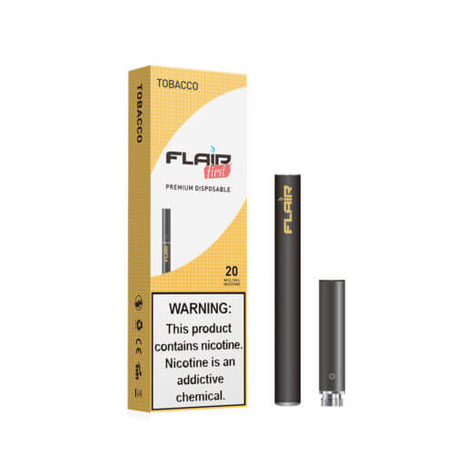 Main image of Flair Disposable E-cig (20 Mg Tobacco)