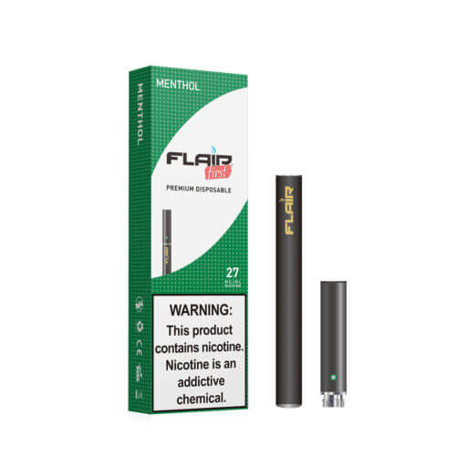 Main image of Flair Disposable E-cig (27 Mg Menthol)