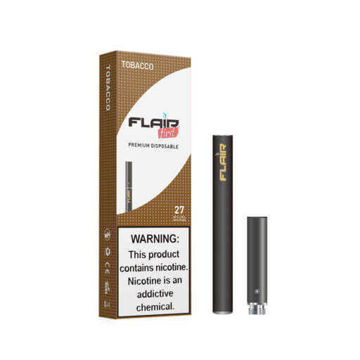 Main image of Flair Disposable E-cig (27 Mg Tobacco)